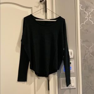 Authentic Rag and Bone hudson long sleeve top. S